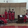 BANGOR HIGH SCHOOL GRADUATION, PART 2