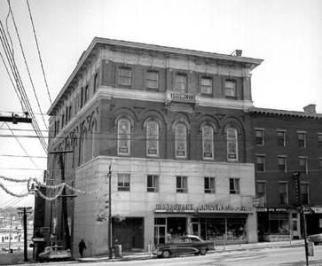 Bangor Masonic Hall c.1967