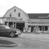CITIES SERVICE -- This station on Hammond Street offers service...Cities Service, that is, for motorists along the Bulge Route.  BANGOR DAILY NEWS FILE PHOTO BY SPIKE WEBB