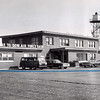 This BDN photograph of the Dow AFB Base Operations building appeared in the Bangor Daily News on September 23, 1965.