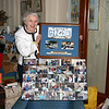 As much as she disliked her Camry collage she loved her 90th birthday collage.  This was taken at Christmas 2006.