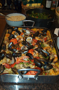 now, that's paella!