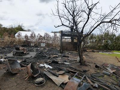 Barn Fire Feb 2015 15