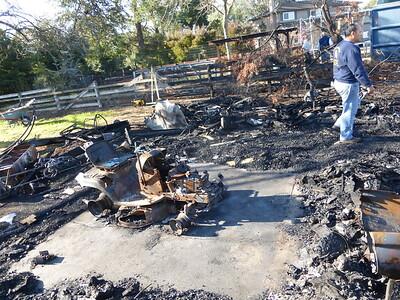 Barn Fire Feb 2015 21