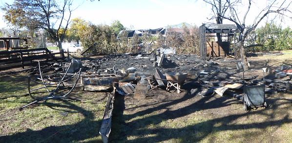 Barn Fire Feb 2015 5