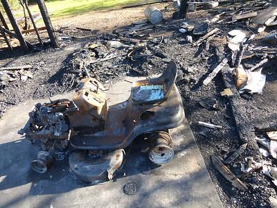 Barn Fire Feb 2015 22