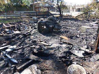 Barn Fire Feb 2015 9