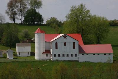 Star Barn Rout 28, Pa, USA