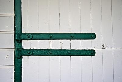Door and Hinges