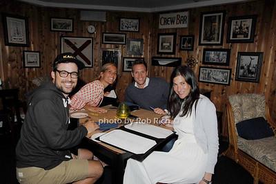 Zach Bliss, Summer Strauch, John Termini and Jessica Bamberger