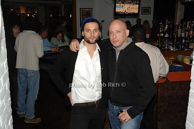 Joe Termini and Steve Kasuba