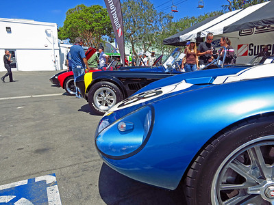 More Factory Five Cobras for sale.