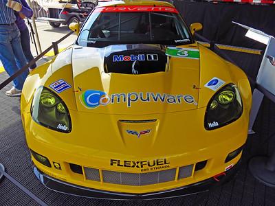 C6R race car.