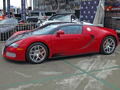 Another Bugatti Veyron - hohum.