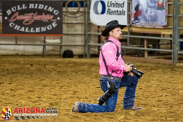 Barrett-Jackson Bull Riding Challenge from Scottsdale 2016