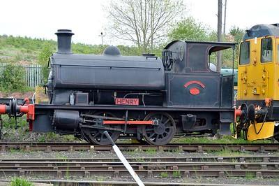 0-4-0ST 2491 'Henry'    13/05/17