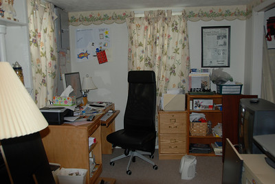 My office, before.