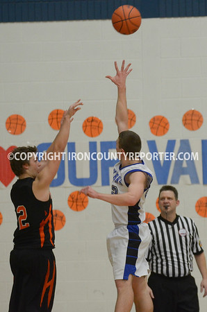 Basketball WIC Boys - Houghton