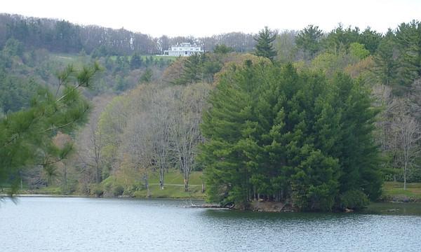 Bass Lake April 2012