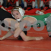 2012 Battle of Waterloo Pool C Championship Dual LinnMar 42- Osage 15 -  <br /> 106 - Noah Ajram (Linn-Mar) over Tristan Johnson (Osage)