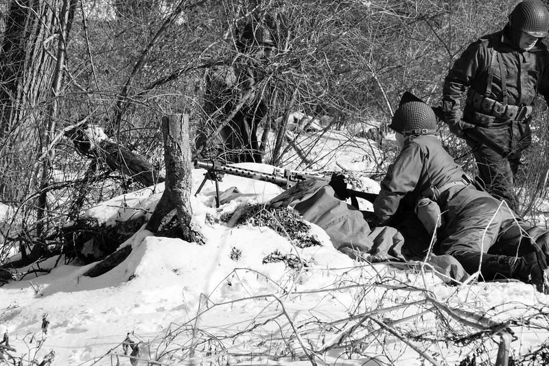 Battle of the Bulge Reenactment