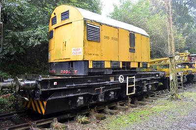 15t Smith & Rodley Diesel Crane DRS 81335 ex PDR  25/08/14.