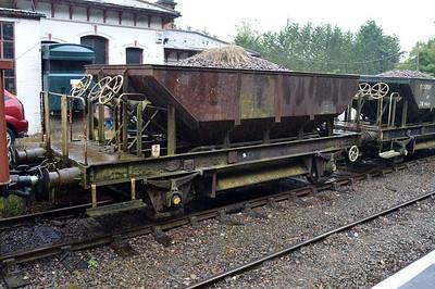 24t Dogfish DB983175 at Market Bosworth Station 25/08/14.