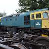 Class 33 33053  25/08/14.