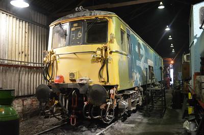 Class 73 73114  25/08/14.