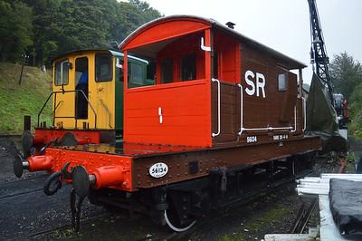SR 25t Brakevan 56134  25/08/14.