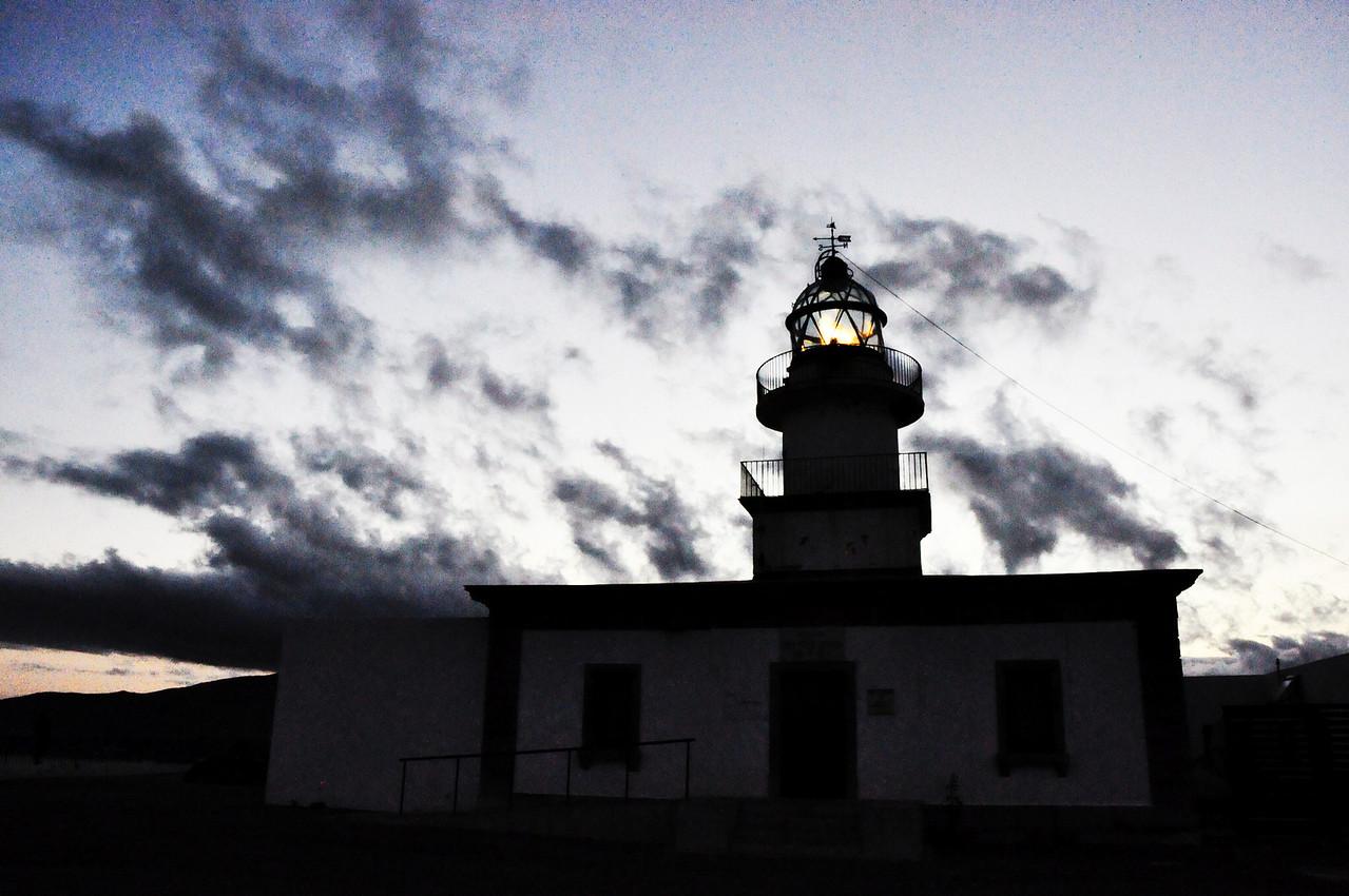 lighthouse @ port lligat  cap de creus