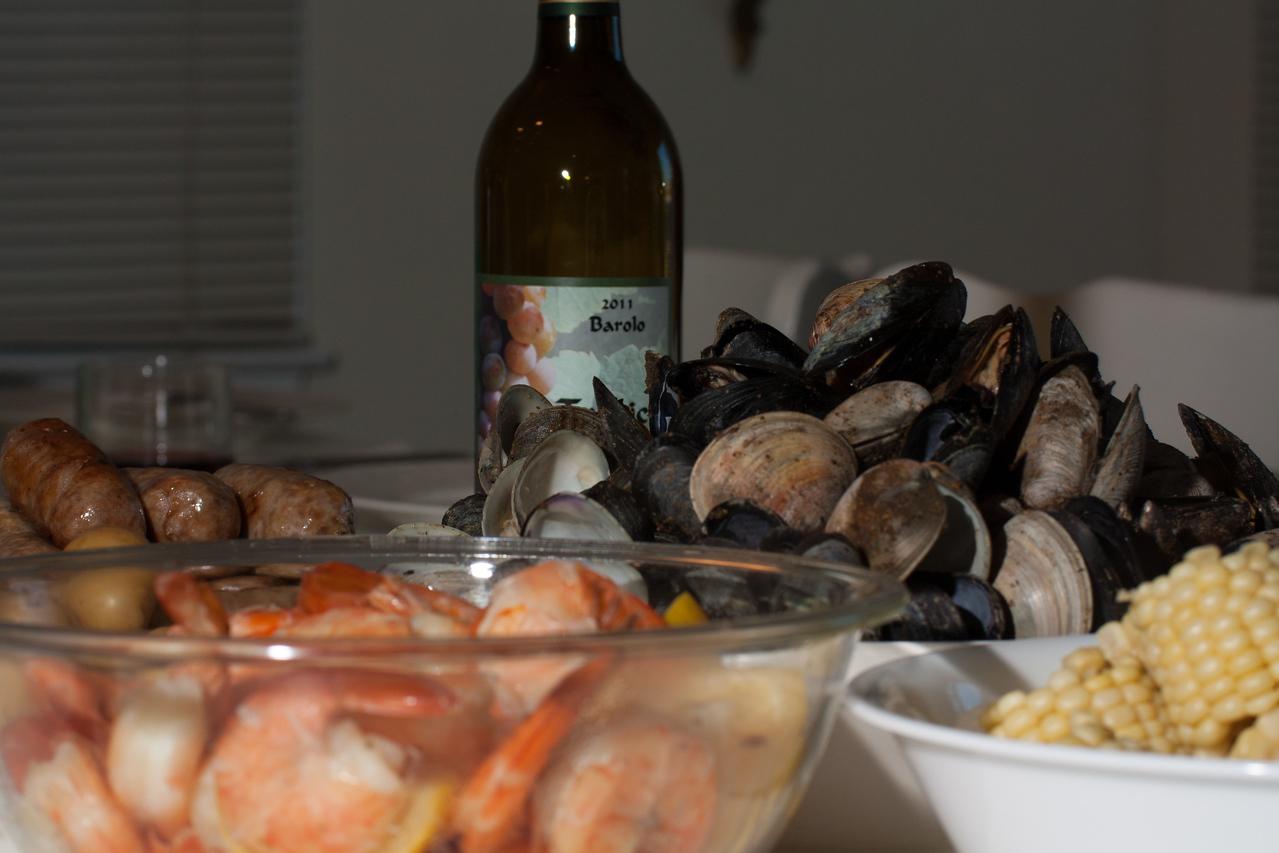 SeafoodFest Avalon 2012