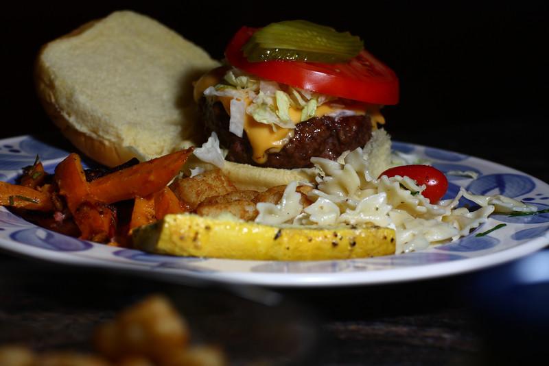 Cheeseburger in Avalon.