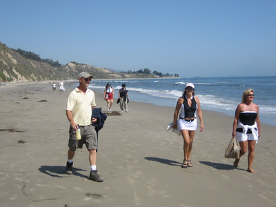 Beach Hike & Dinner<br>&nbsp&nbspCarpinteria by the Sea, CA