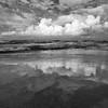 Gilson Beach reflections