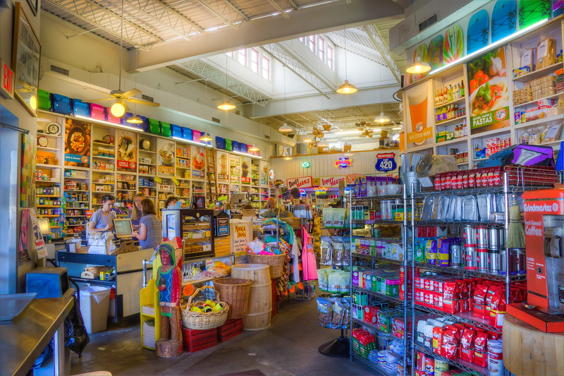 Modica Market Seaside Florida