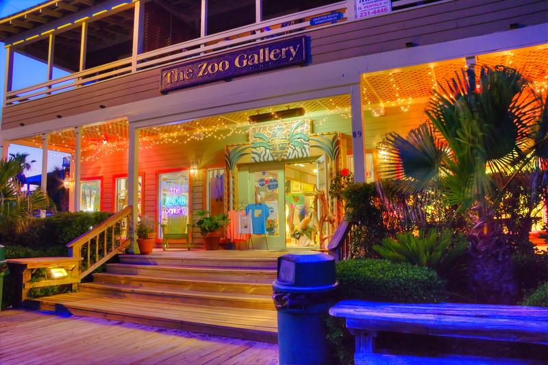 Zoo Gallery, Grayton Beach