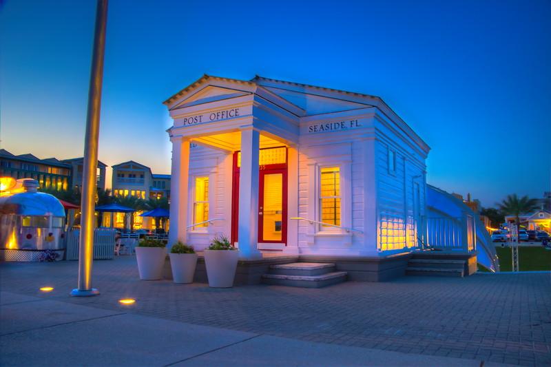 U.S. Post Office, Seaside Florida