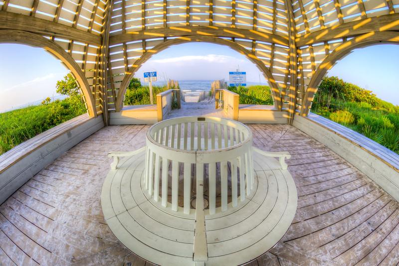 Obe Pavilion, Seaside Florida
