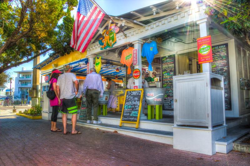 Pickles, Seaside Florida