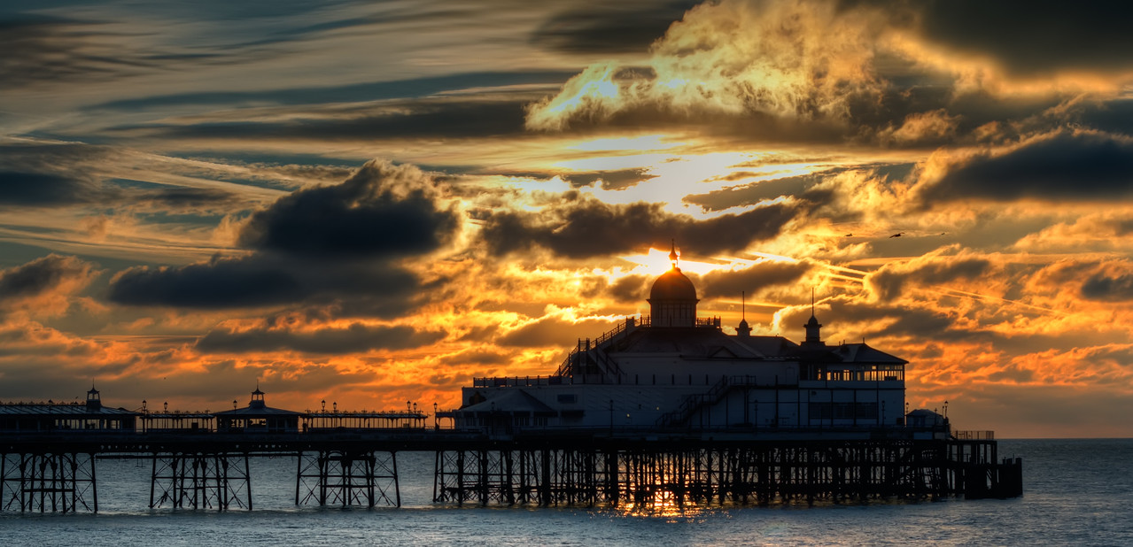 Eastbourne Pier - Sunrise