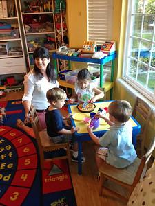 Bear  Preschool 1