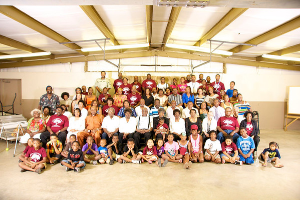 Beatty Family Reunion 2012