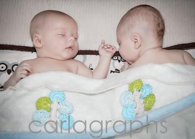sleeping babies 3-