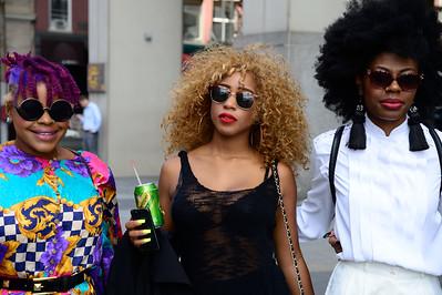 Beautiful Ladies in NYC