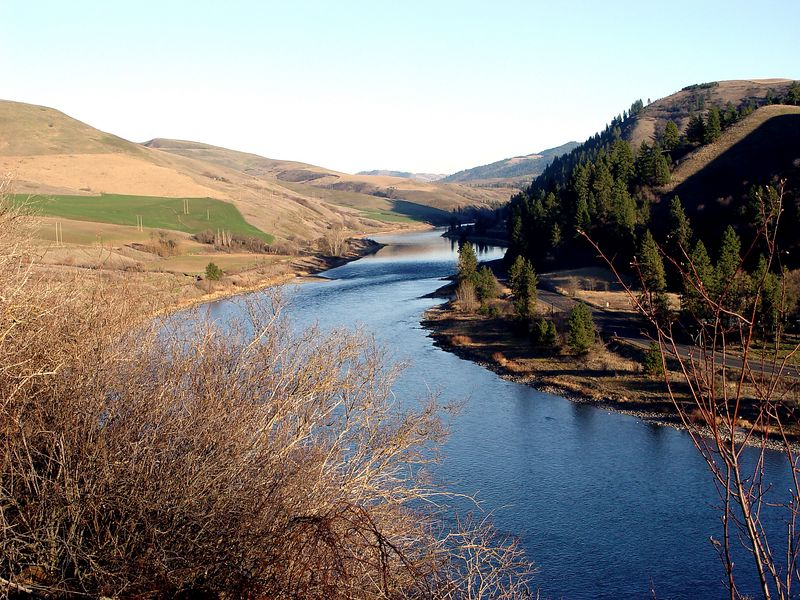 Windmill Run, Clearwater River