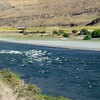 Capt. John Rapids of the Snake River, P10-1469, photo by Dicksie,  They are much more severe than photo depicts and there is only ONE passage, up and down river, that being on the extreme far right bank very close to the shoreline!