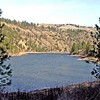 The North and South Forks have joined the Middle Fork and now make up the Clearwater River.  Harper's Bend, shown here on the Clearwater River, is where  Lewis & Clark camped  on their journey to the Pacific, 200 years ago in 1805.