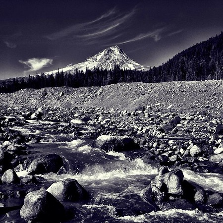 Mt. Hood, an Introduction