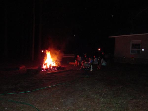 Becca fire May 2013